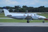N345T @ ORL - Swearingen SA-26AT