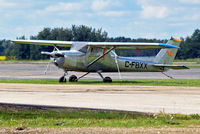 C-FBXX @ CYQF - Cessna 150L [150-73118] Red Deer~C 23/07/2008 - by Ray Barber