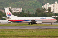 9M-MMY @ WMKP - Penang International - Malaysia Airlines - by KellyR115