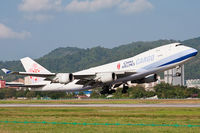 B-18725 @ WMKP - Penang International - China Airlines Cargo - by KellyR115