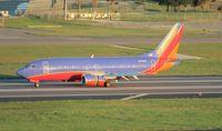 N346SW @ TPA - Southwest 737-300