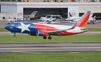 N352SW @ TPA - Southwest Lone Star 1 737-300