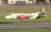 N356AG @ TPA - Silver Airways Saab 340