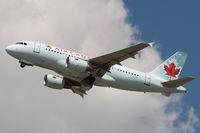 C-GITP @ EGLL - London Heathrow - Air Canada - by KellyR115