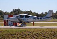 N356SC @ ORL - Cirrus SR22