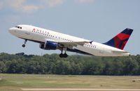N357NB @ DTW - Delta A319