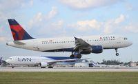 N358NW @ MIA - Delta A320