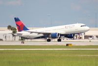 N363NW @ PBI - Delta A320