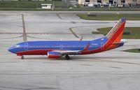 N378SW @ FLL - Southwest 737-300