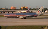 N381AN @ MIA - American 767-300