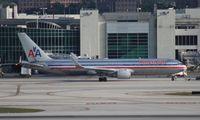 N382AN @ MIA - American 767-300