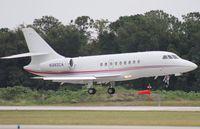 N382CA @ ORL - Falcon 2000EX