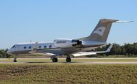 N394AK @ ORL - Gulfstream IV