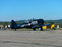 N8212E @ UCP - Taxiing to display @ UCP Wheels and Wings Airshow - by Arthur Tanyel