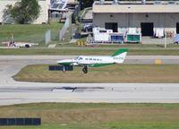 N402PA @ FLL - Cessna 402B