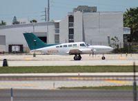 N402ZK @ FLL - Cessna 402C