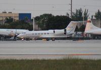 N403TB @ MIA - Gulfstream IV