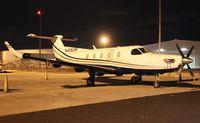 N405HR @ ORL - Pilatus PC-12