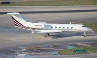 N405QS @ MIA - Gulfstream G450