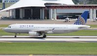 N412UA @ TPA - United A320