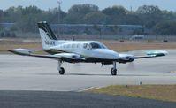 N414KH @ ORL - Cessna 414