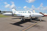 N414T @ LAL - Cessna 414