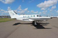 N414TN @ LAL - Cessna 414