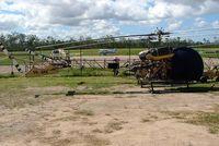 VH-AKN @ YCAB - Bell 47G-2A [2701] Caboolture~VH 19/03/2007