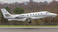 LX-FGB @ ELLX - departure via RW24