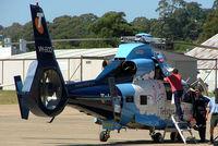 VH-ECQ @ YSBK - Eurocopter AS.365N2 Dauphin [6461] Sydney-Bankstown~VH 28/03/2007