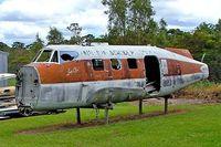 VH-FDS @ YCDR - De Havilland Australia DHA-3 Drover 3 [5007] Caloundra~VH 19/03/2007