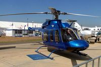 VH-ICK @ YMAV - Bell 407 [53260] (Hawker Pacific) Avalon~VH 22/03/2007