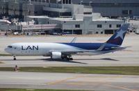 N418LA @ MIA - LAN Cargo 767-300