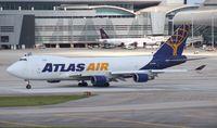 N418MC @ MIA - Atlas 747-400