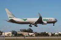 N420LA @ MIA - MASAir Cargo 767-300F