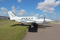 N421JT @ LAL - Cessna 421C