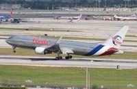 N422LA @ MIA - Florida West 767-300