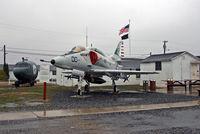 154200 @ KMIV - Nice Skyhawk on display at the Millville Army Airfield Museum. - by Daniel L. Berek