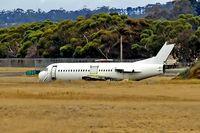 VH-FKJ @ YMML - Fokker F-28-4000 Fellowship [11186] (Fire Service) Melbourne International~VH 20/03/2007