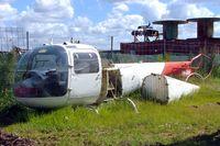 VH-JAV @ YCAB - Bell 47J-2 Ranger [1865] Caboolture~VH 19/03/2007