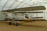 VH-LJM @ YMPC - De Havilland DH.82A Tiger Moth [DHA996] RAAF Williams-Point Cook~VH 23/03/2007 - by Ray Barber