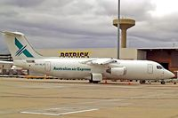 VH-NJF @ YMML - VH-NJF   BAe 146-300QT [E3198] (Australian Air Express) Melbourne-Tullamarine~VH 20/03/2007
