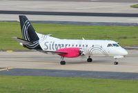 N428XJ @ TPA - Silver Airways Saab 340B