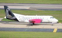 N430XJ @ TPA - Silver Airways Saab 340B