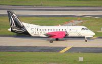 N433XJ @ TPA - Silver Airways Saab 340B