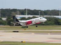 N435XJ @ TPA - Silver Airways Saab 340B