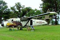VH-OTA - De Havilland Canada DHC-6-100 Twin Otter [90] (Sydney Skydiving Centre) Picton~VH 25/03/2007