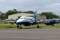 VH-OTD @ YWLM - BAe Jetstream 3201 [978] (Aeropelican Air Services) Newcastle-RAAF Williamtown~VH 26/03/2007