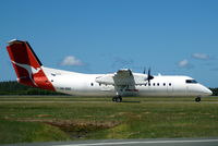 VH-SBG @ YBBN - VH-SBG   De Havilland Canada DHC-8Q-311 Dash 8 [575] (QATASlink) Brisbane International~VH 18/03/2007