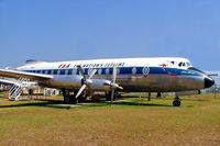 VH-TVR @ YMMB - Vickers 818 Viscount [318] (TAA) Moorabbin~VH 21/03/2007
